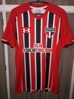 Camisa Do São Paulo 2015 De Jogo (under Armour) Reinaldo #16