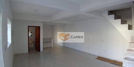 Casa Com 3 Dormitórios Para Alugar Por R$ 2.200,00/mês - Taquaral - Campinas/sp - Ca2821
