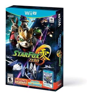 Star Fox Zero Wii U Nuevo Sellado