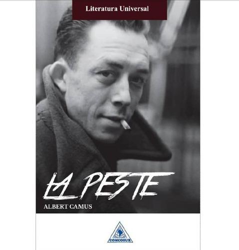 Libro  La Peste De Albert Camus Original Nuevo