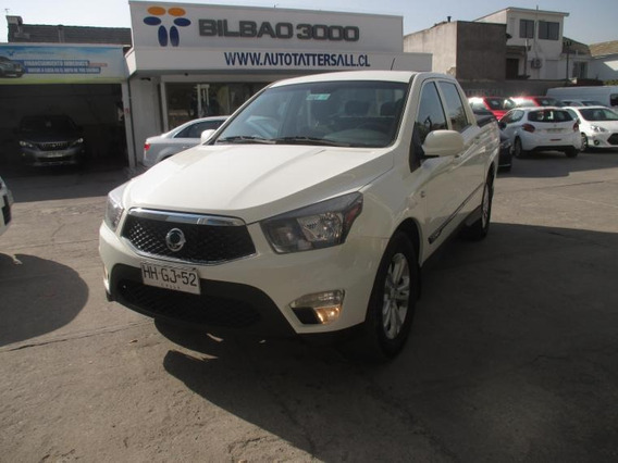 Ssangyong Actyon Sport Automatica 4x2 2015