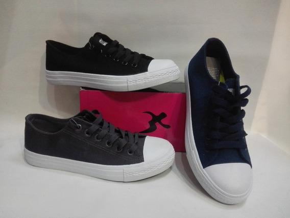 Zapatos O Calzado Para Caballeros Tipo Converse Knub