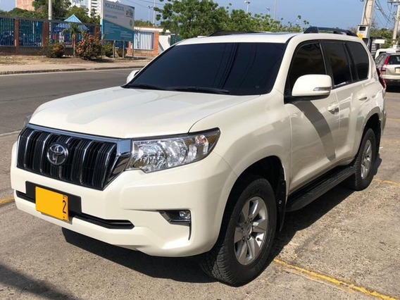 Toyota Prado Tx-l Blindado 3 Plus