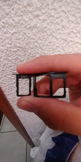 Samsung J6 Plus Porta Sim Y Sd Color Negro Envio Gratis