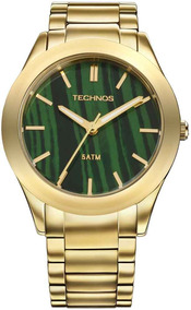 Relógio Technos Feminino Stone Collection 2033ae/4v
