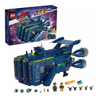 The Lego Movie 2 The Rexcelsior 70839 Building Kit, Nuevo 20
