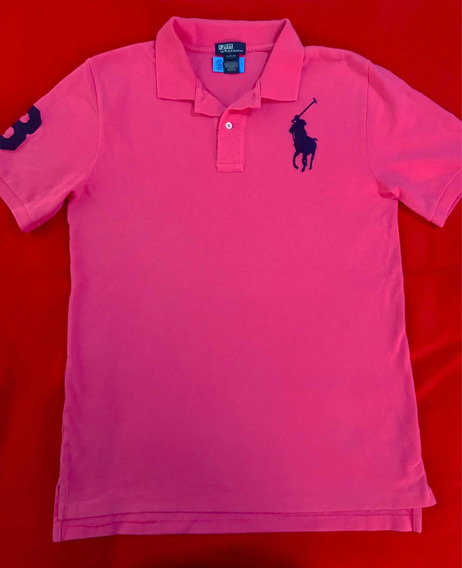 Playera Polo Ralph Lauren 100% Original Talla M/ No Lacoste