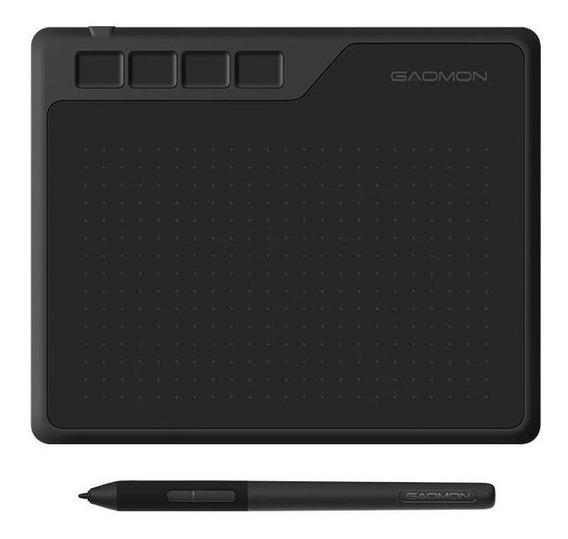 Mesa digitalizadora Gaomon S620 Black