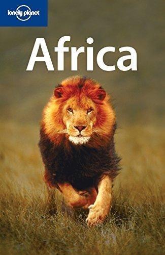 Livro Africa Planet Africa Guia De Viagem Multi-country