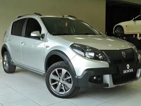 Renault Sandero Stepway 1.6 16v 112cv (top) - 2011/2012