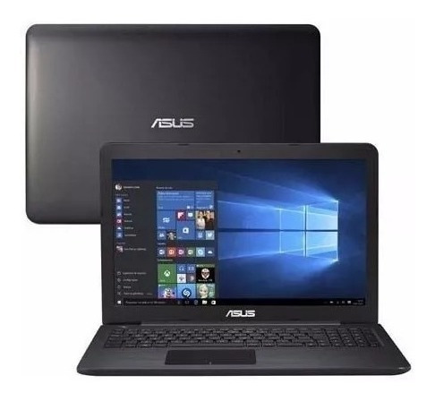 Notebook Asus Z550m Quad Core 6gb 500gb Windows 15,6