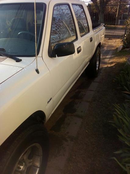 Toyota Hilux 2.4 D/cab 4x2 D 1993