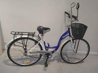 Bicicleta Halley Rodado 28 Con Accesorios