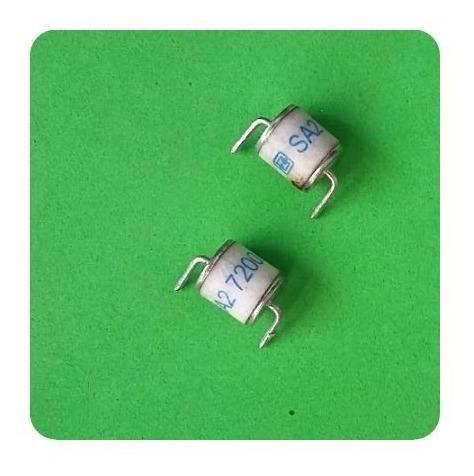 Tubo De Descarga De Gas Bourns Sa2-7200 # Kit C/ 4 Peças