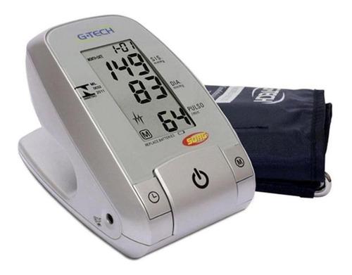 Medidor de pressão arterial digital de braçoG-Tech MA100