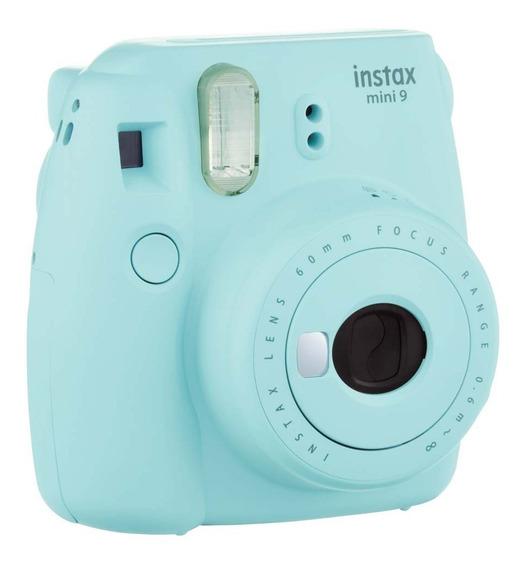 Câmera Instax Mini 9 Azul