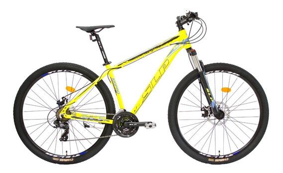Bicicleta Slp 100 Pro R29 /21 V Shimano /disco- Envio Gratis