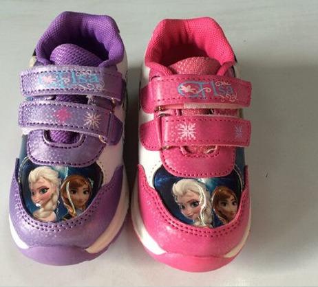 Sapato Infantil Frozen