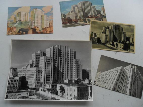 Arquitectura Postal Foto Buenos Aires Facultad Medicina