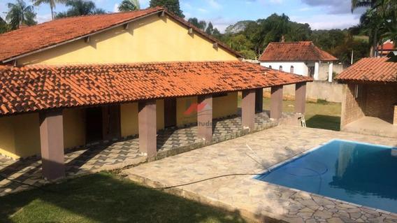 Chácara Com Piscina Em Ibiuna | Condomínio | Codigo 695