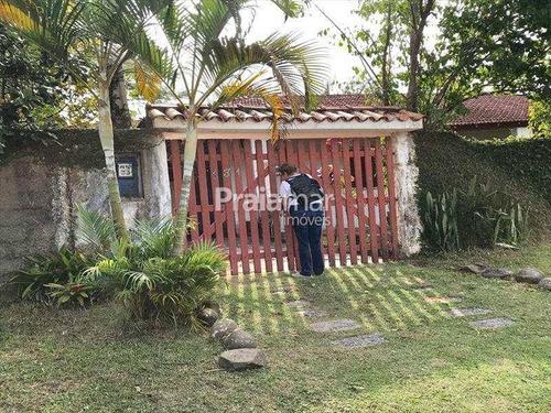 Chácara Com 3 Dorms I 1 Suíte I 4 Vagas I 165 Hect I  Centro I Peruíbe - 942