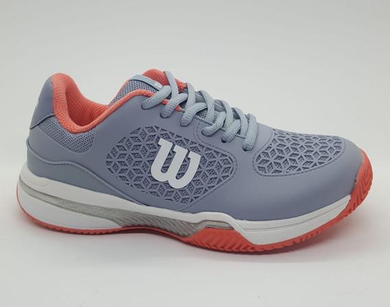 Zapatillas Wilson Tenis Match 2019 - Mujer- S+w