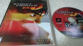 Street Fighter Ex3 Play2 Frete Gratis