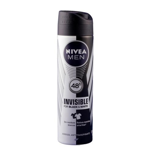 Desodorante Nivea Men Invisible