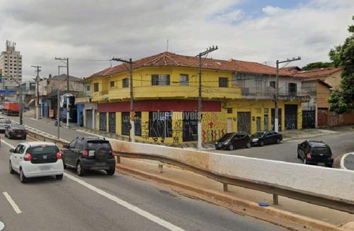 Imóvel Comercial De Esquina Na Alça De Acesso Entre A Av Dos Bandeirantes E Av 23 De Maio 808m2 A.c. - Ab133744
