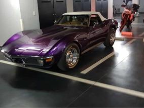 Corvette Stingray 1971 Cabriolet Manual