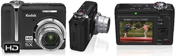 Camara Digital Usada Kodak Easyshare Z1285 (buen Estado)