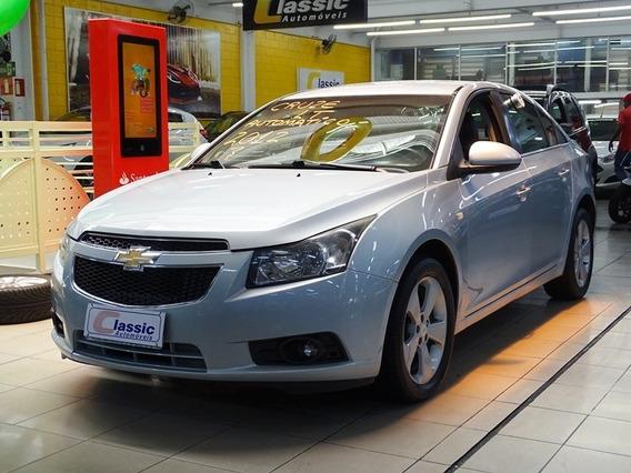 Chevrolet Cruze Sedan Lt 1.8 Automático