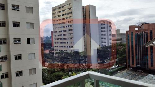 Apartamento 37 Metros 1 Dormitório 1 Vaga E Lazer Completo! - 15838