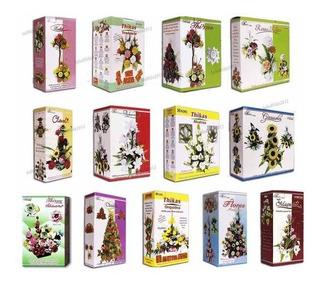 Super Paquete De Moldes 13 Kits De Moldes Para Hacer Flores