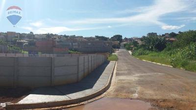 Terreno À Venda, 250 M² Por R$ 200.000 - Jardim Maristela - Atibaia/sp - Te3493