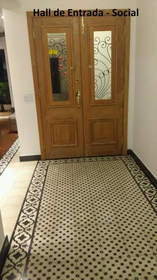 Apartamento De Luxo Com 4 Dorms, Sendo 3 Suites
