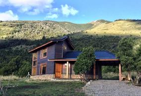 Cabaña Moderna En San Martín De Los Andes. Lago Lolog