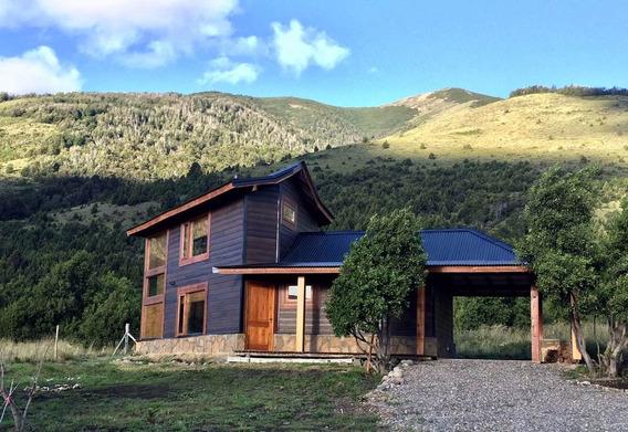 Cabaña Ventanas De Lolog San Martín De Los Andes. Lago Lolog