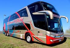 Servicio De Transporte En Ómnibus Para Turismo