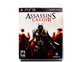 Assassins Creed Ii 2 Ps3 - Playstation 3