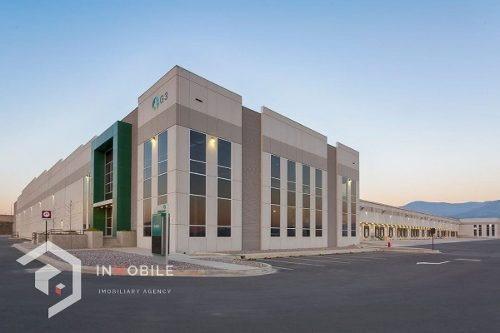 Renta De Bodega En Carretera Apodaca, Apodaca, Monterrey, Nuevo León, México.