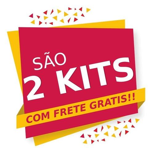 Imagem 1 de 3 de Kit Enema Em Dobro + 5 Sondas + Manual Pdf: Café, Mms, Sal..