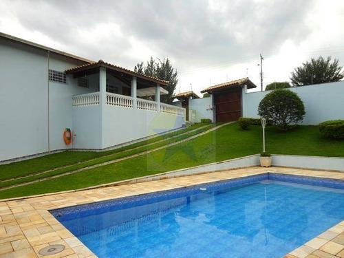 Chácara Com 3 Dormitórios À Venda, 1260 M² Por R$ 850.000,00 - Sítio Da Moenda - Itatiba/sp - Ch1186