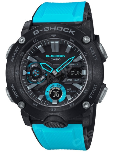 Imagen 1 de 5 de Reloj Casio G-shock Youth Ga-2000