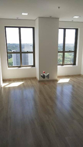 Imagem 1 de 7 de Sala Para Alugar, 48 M² Por R$ 1.500,00/mês - Vila Do Golf - Ribeirão Preto/sp - Sa0223
