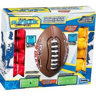 Franklin Sports - Juego De Fútbol, Bandera De Mini Playbook