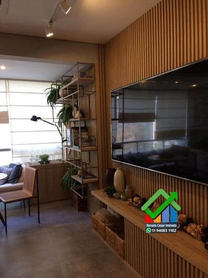 Apartamento Stúdio À Venda No Centro De Guarulhos/sp - 216