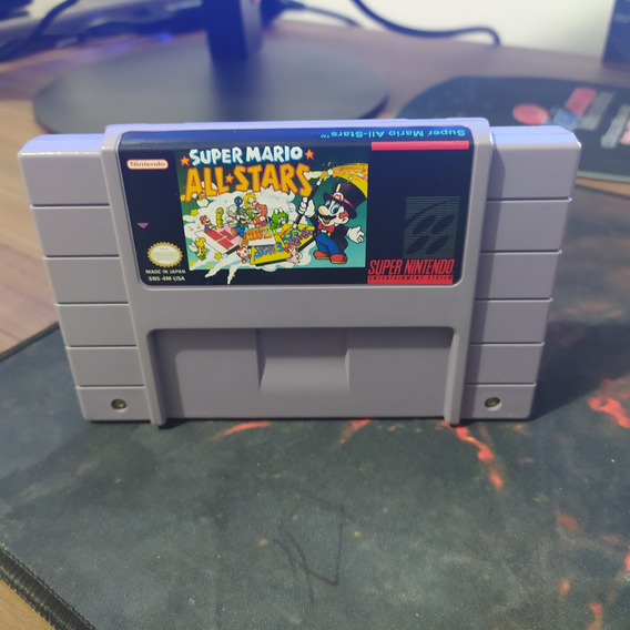 Super Mario All Star Original