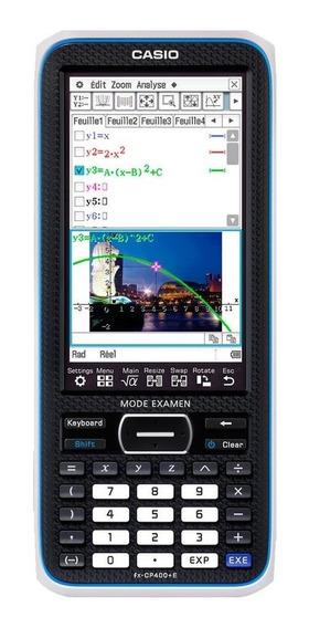 Calculadora Graficadora Casio Fx-cp400