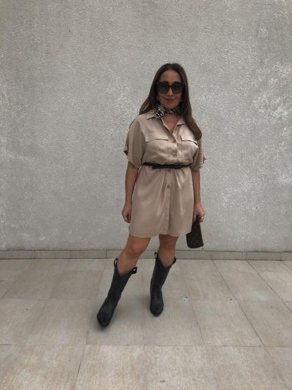 Vestido Camisero Luz